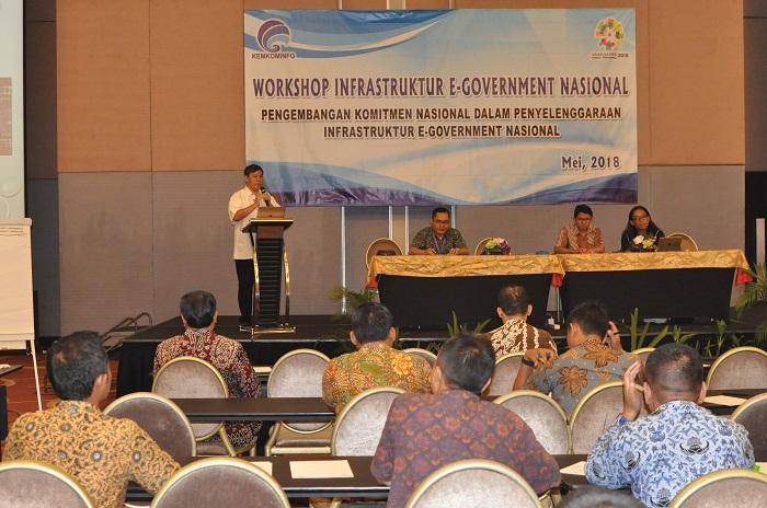 Percepat Integrasi Pengelolaan TIK Pemerintah, Kominfo Gelar Workshop Teknis PNSBox