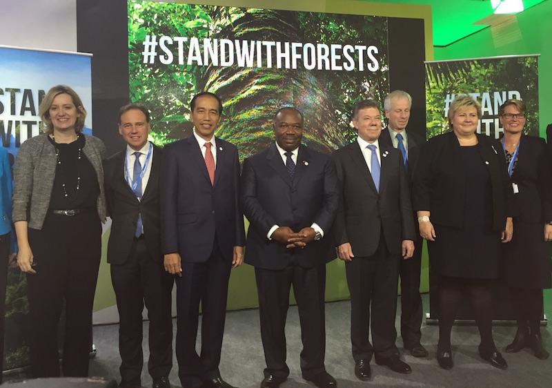 Indonesia Tetap Berkomitmen Turunkan Emisi