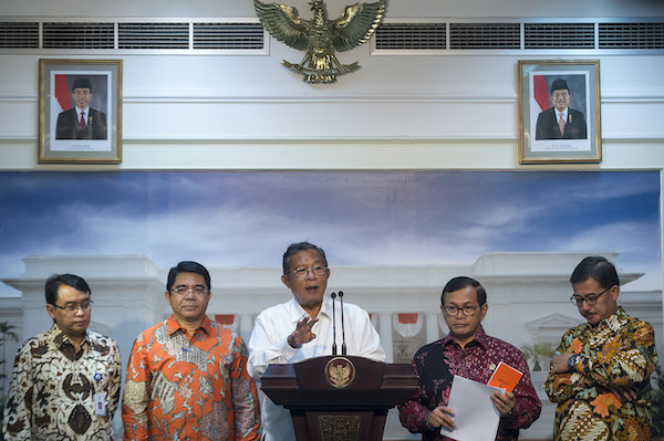 Pemerintah Terbitkan Paket Kebijakan Ekonomi VI