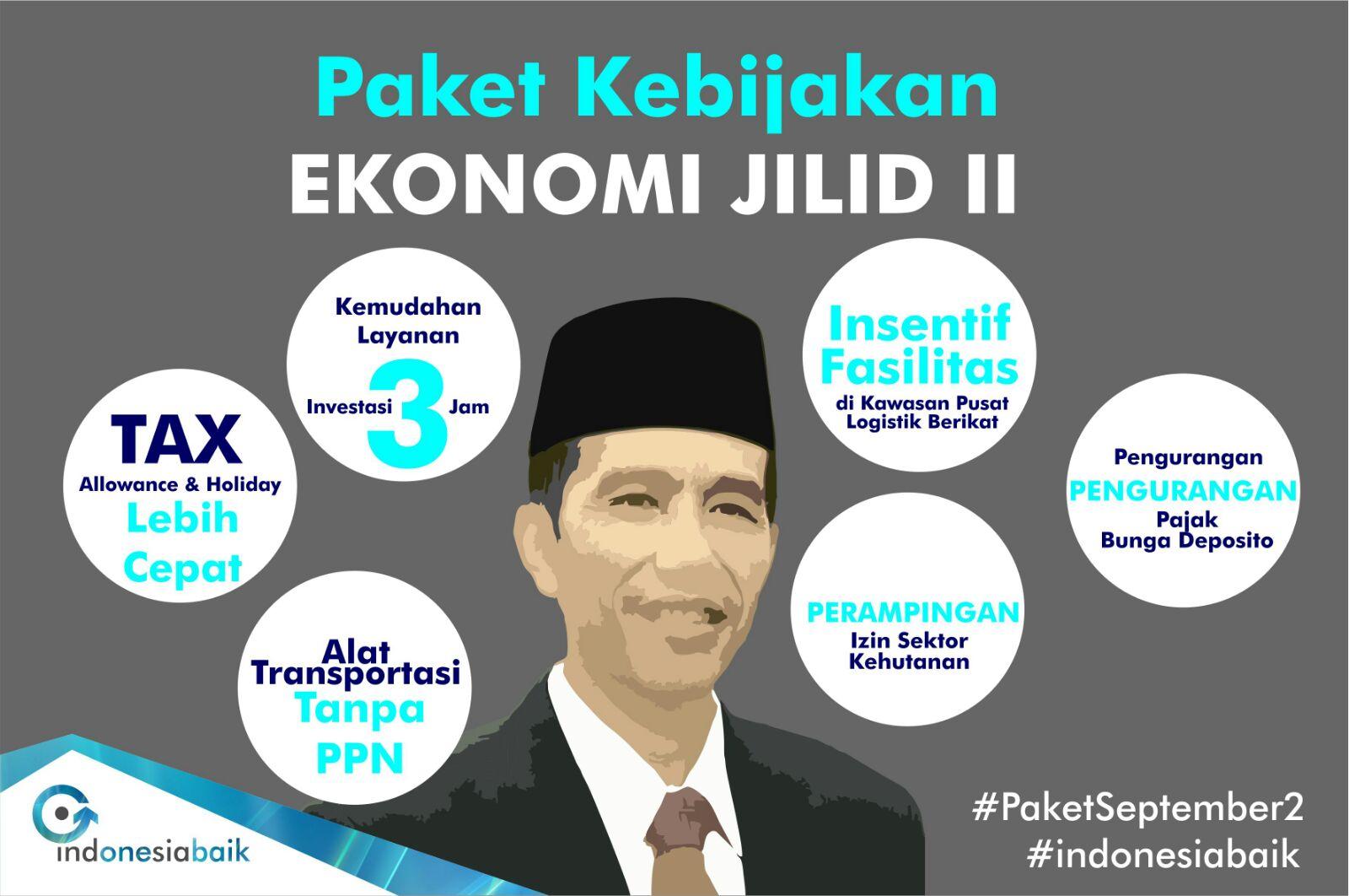 Paket Kebijakan Ekonomi Jilid II