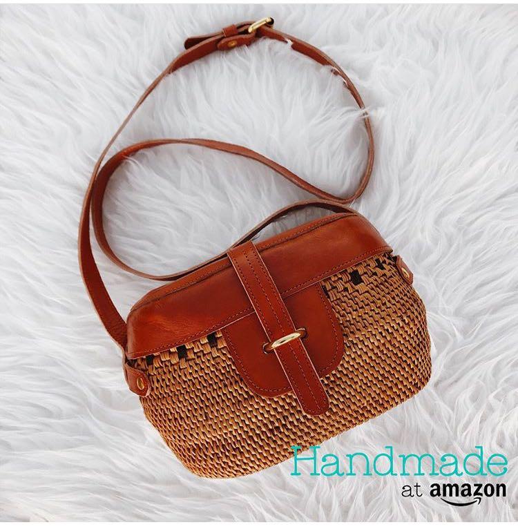 Handmade tas buatan tangan pengrajin asal Indonesia ada9ddcf8e