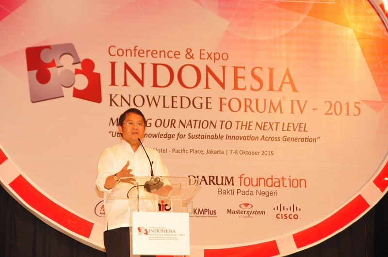 Menkominfo Dorong Inovasi Peningkatan Ekonomi Nasional