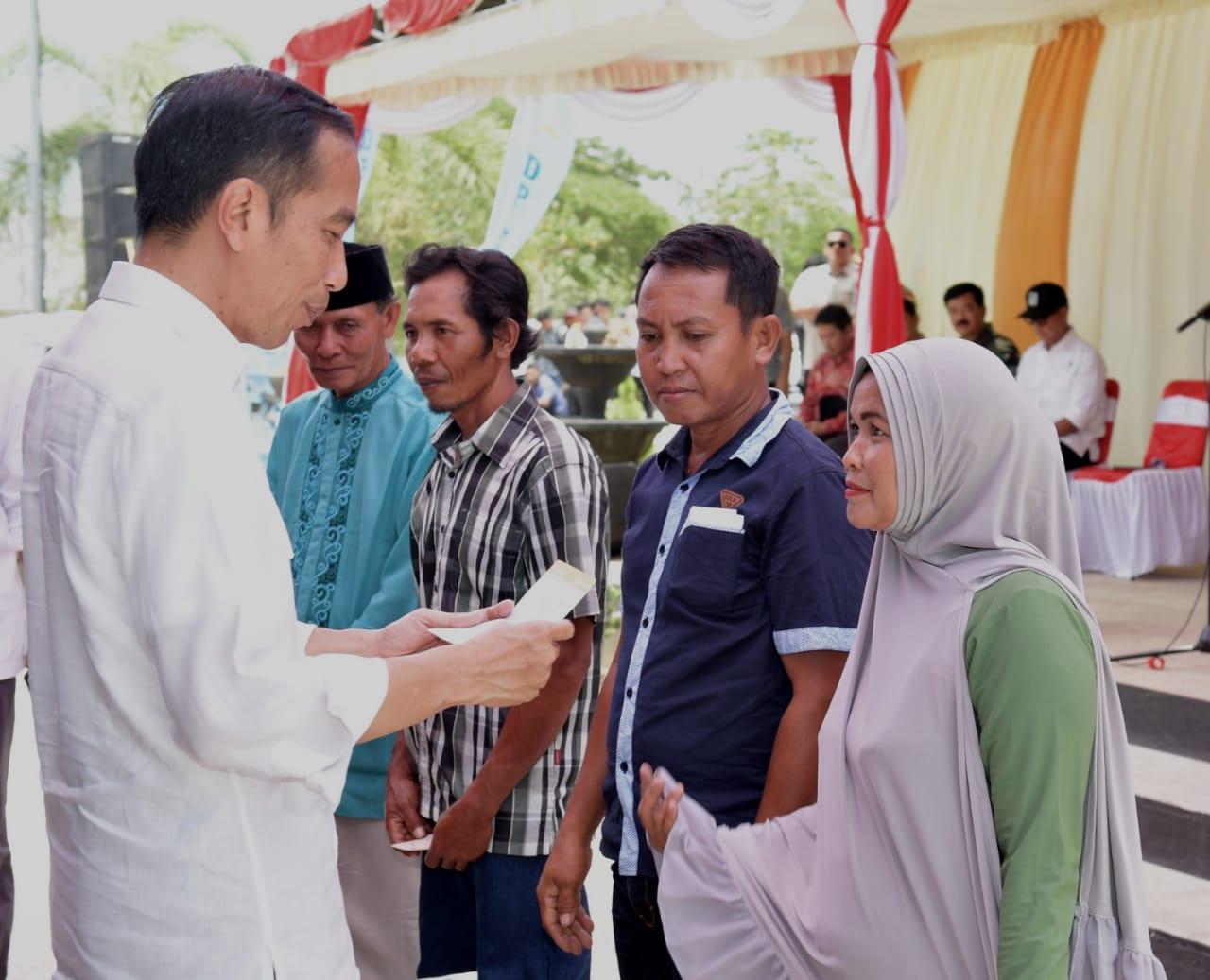 Kementerian Komunikasi Dan Informatika Rumah Untuk Keluarga Gempa Lombok Lebih Dari 5 Ribu Korban Terima Bantuan Pembangunan