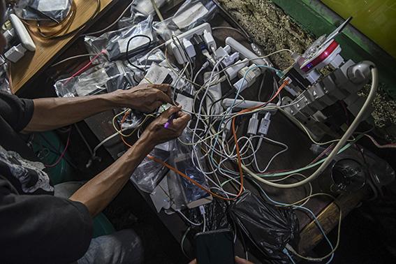 Siaran Pers No.01/HM/KOMINFO/01/2020 tentang Dampak Bencana Banjir Jabodetabek terhadap Infrastruktur dan Layanan Telekomunikasi