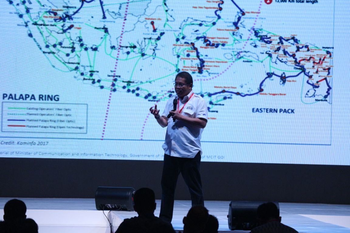 Dengan Rp 7,6 T, Indonesia Timur Bakal Bisa Mengakses Internet Kecepatan Tinggi