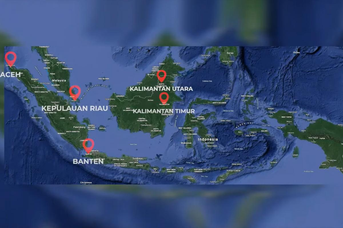 ASO Wilayah Indonesia