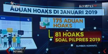 175 Konten Hoaks Januari 2019
