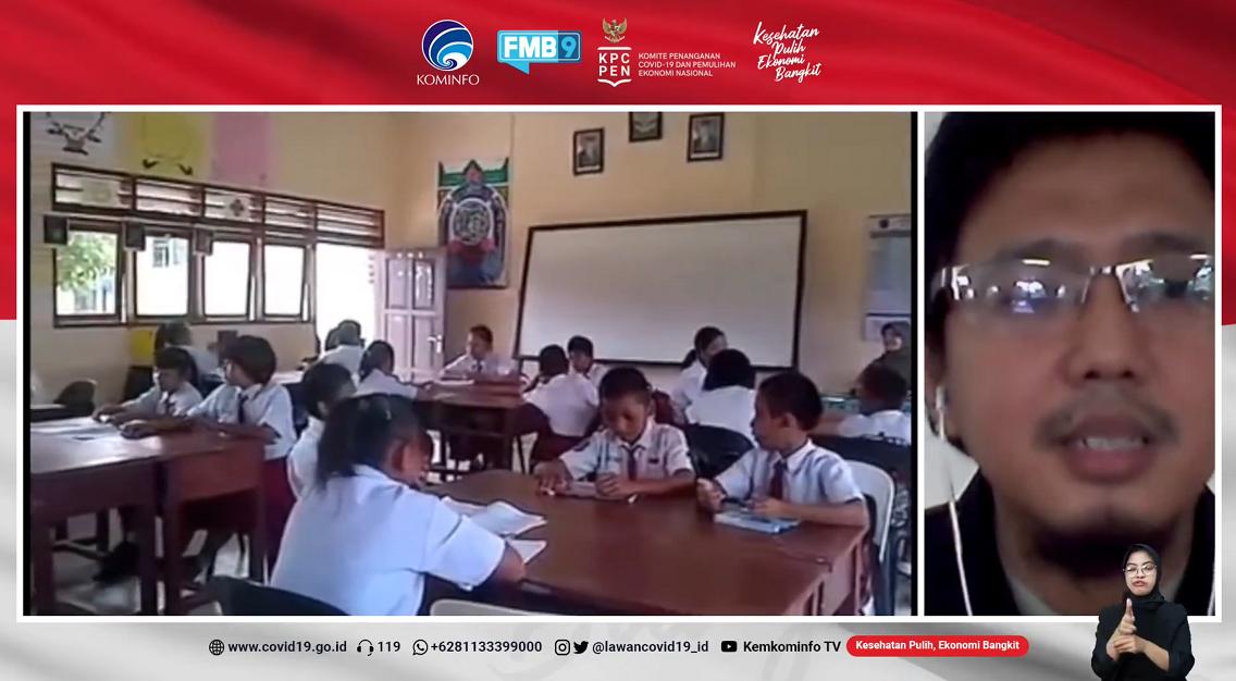 Arya Wiratman Diskusi KPC PEN