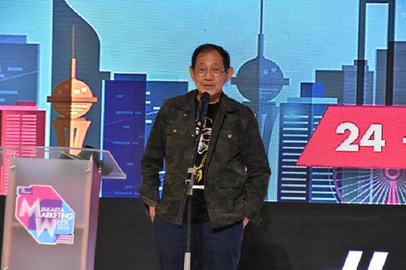 CEO Marplus di acara JMW 2019