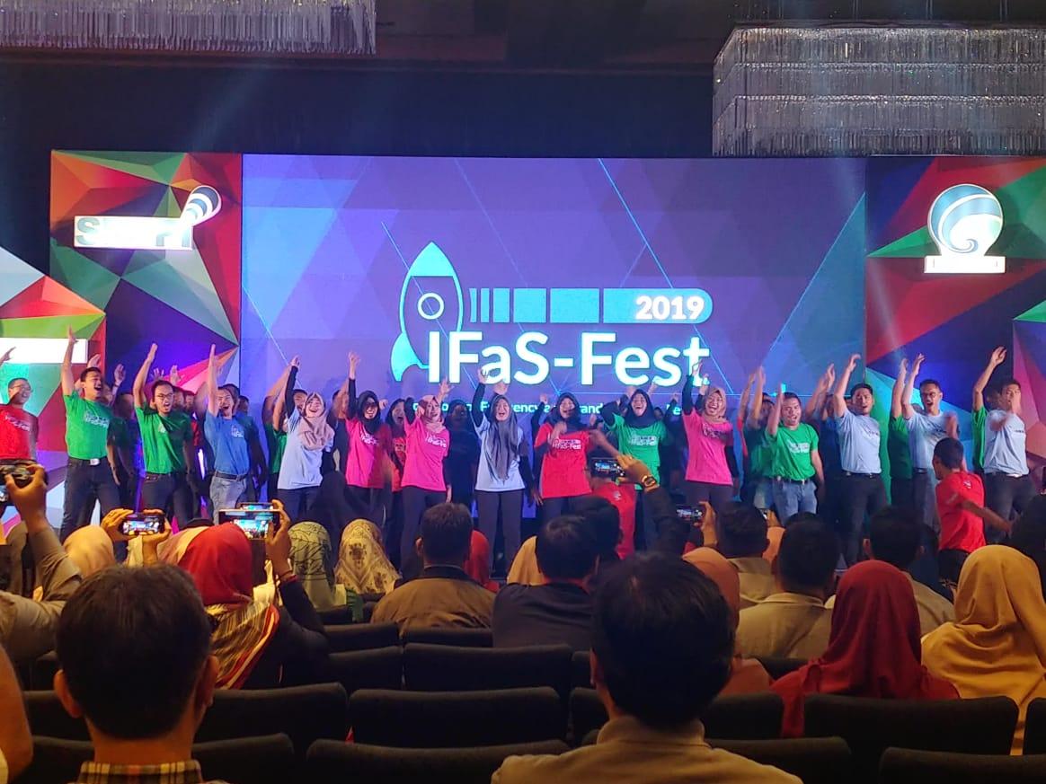 CPNS SDPPI di acara IFaS-Fest 2019