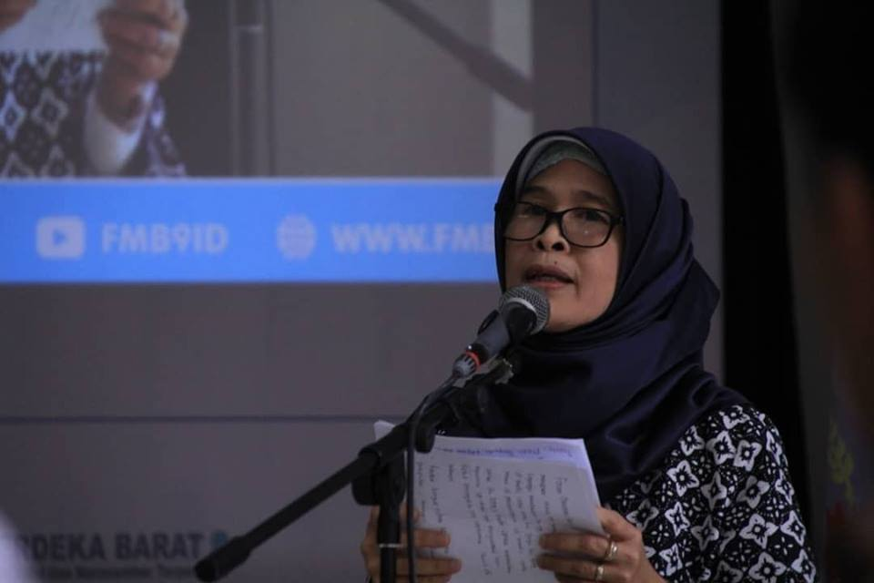 Direktur PMP Siti Meiningsih FMB9