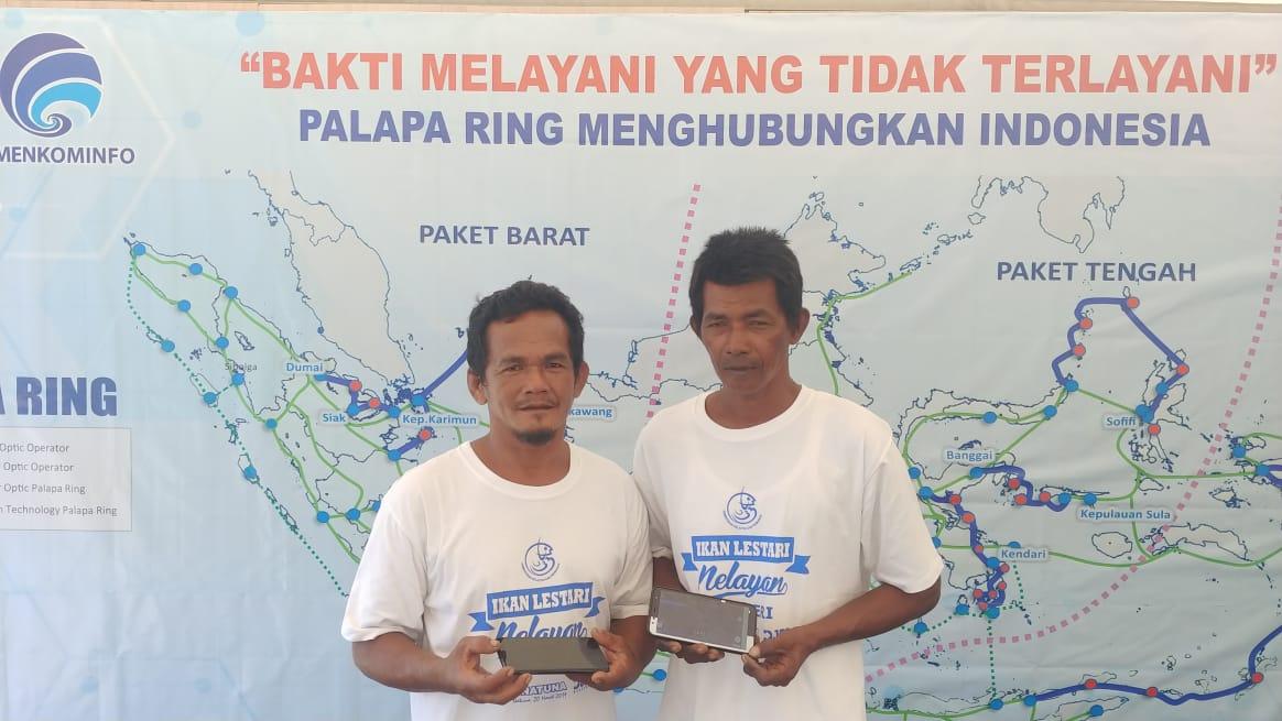 Erlan dan Yanto, Nelayan Lokal Natuna