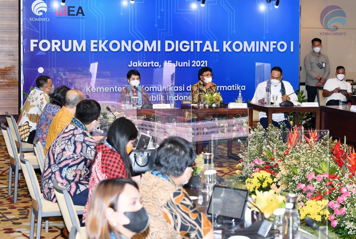Forum Ekodig Kominfo 12