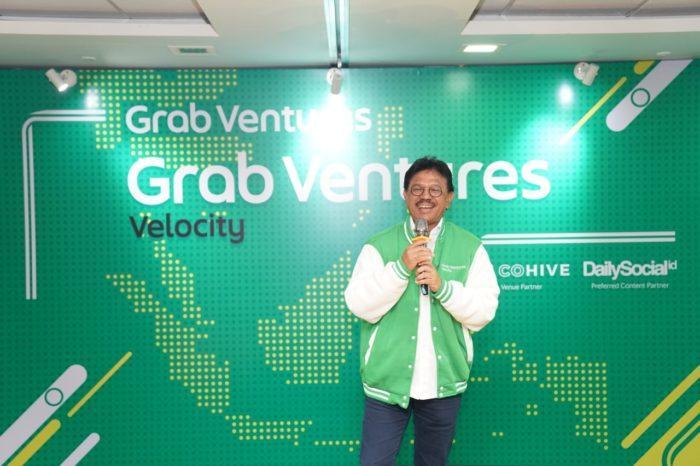 Menteri Johhny di acara Grab Ventures