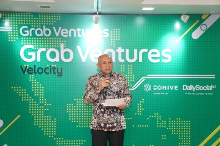 Menkop UKM di Acara Grab Ventures