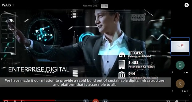 WAIS Jakarta Digital Enteprise 2020