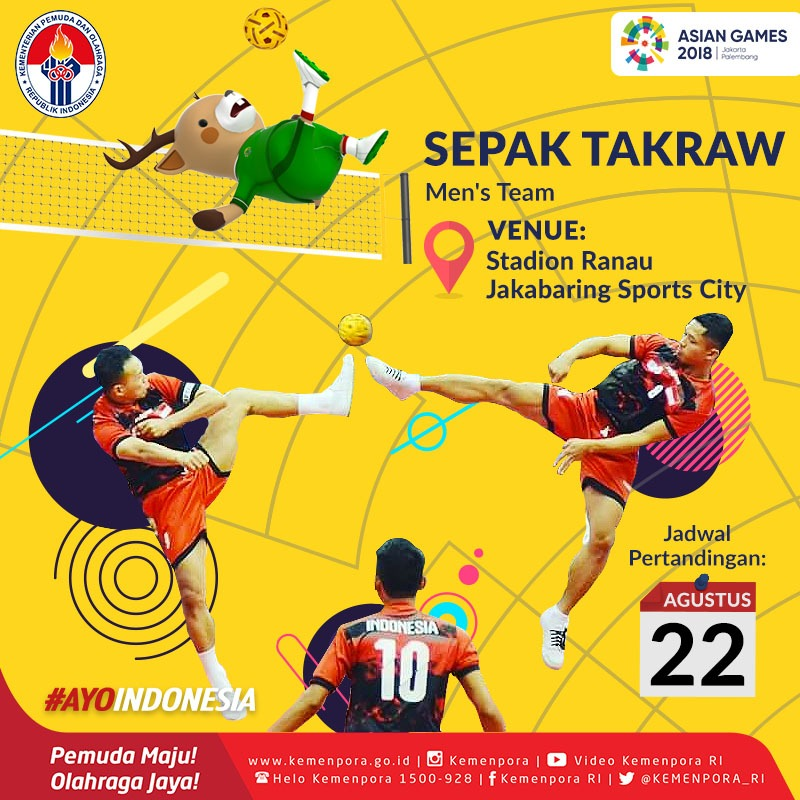 Contoh Gambar Poster Olahraga Ide Poster