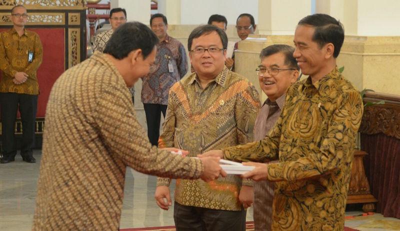 Akan Terbitkan Inpres, Presiden Jokowi Minta Maret Proyek DIPA Bisa Dilaksanakan
