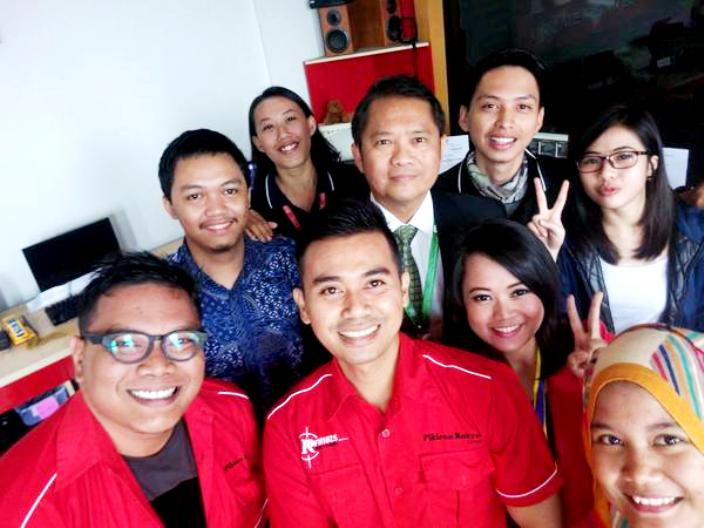 KAA Meriah, Menkominfo Apresiasi Warga dan Wali Kota Bandung