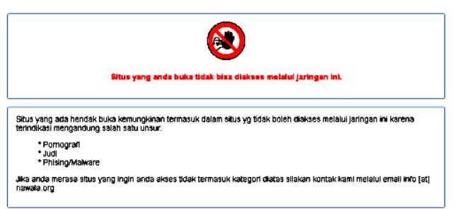Kemkominfo Minta Pendapat Publik Soal Pemblokiran Konten Negatif