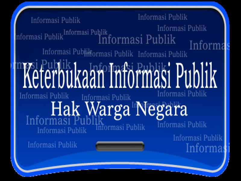 Laporan Layanan Informasi Publik (LIP) Kominfo Tahun 2014