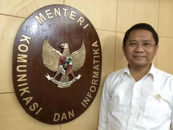 Menkominfo : Bayar Perizinan Sudah Bisa Pakai M2M, Ingin Kementeriannya Jadi Contoh