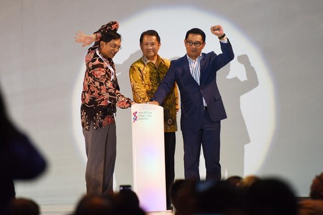 Menkominfo Dukung Infrastruktur Pengembangan Smart City di Indonesia