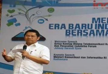 Menkominfo Menilai Bisnis MVNO Sudah Saatnya di Indonesia
