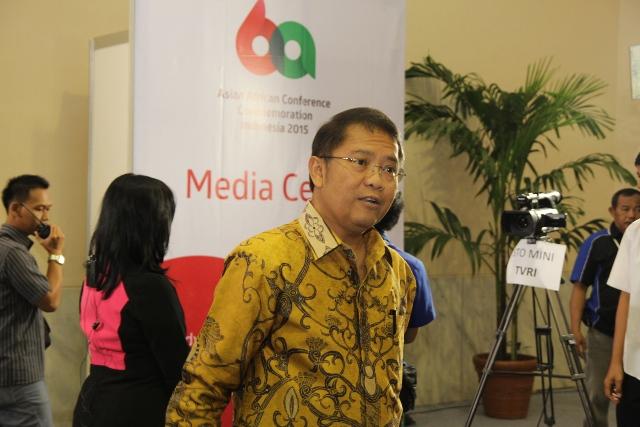Menkominfo: Kami Berusaha Semaksimal Mungkin Layani Wartawan