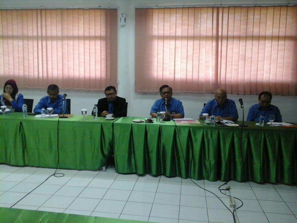 Pembahasan Rencana Kerja dan Anggaran Ditjen SDPPI Tahun 2016