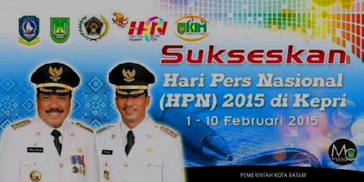 Presiden Jokowi Akan Hadiri HPN 2015 di Kota Batam