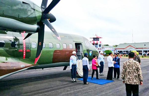 Presiden Jokowi Resmi Bentuk Badan Keamanan Laut