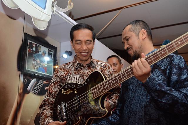 Presiden Jokowi: Bangun Sistem Yang Baik Untuk Cegah Korupsi