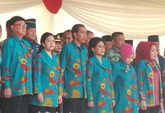 Presiden: Keluarga Bentuk Karakter Dasar Manusia