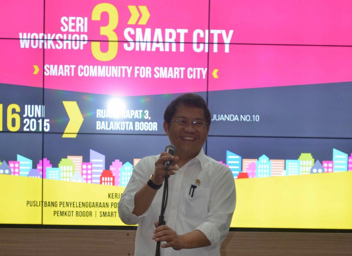 Wujudkan Smart City, Bogor Bakal Didukung Aplikasi Teknologi 4G