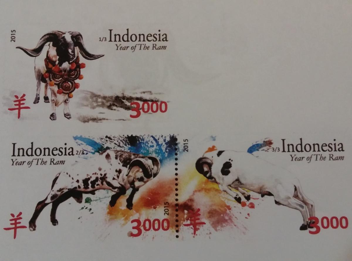 Siaran Pers No.3/PIH/KOMINFO/1/2015 tentang Jelang 33rd Asian International Stamp Exhibition and Competition Bandung 2017