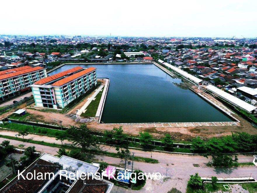 Kementerian PUPR Tangani Banjir dan Rob Kota Semarang (1)