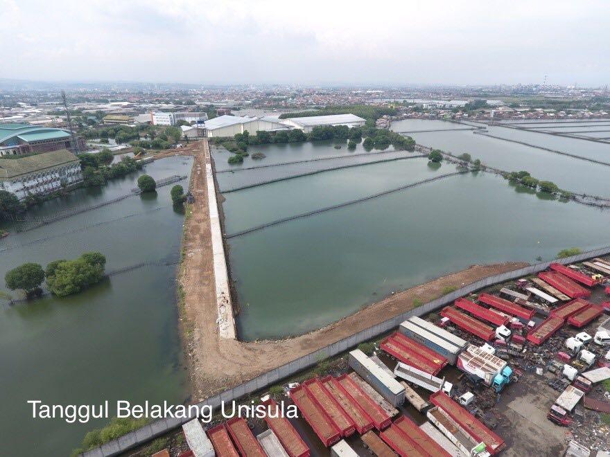 Kementerian PUPR Tangani Banjir dan Rob Kota Semarang (3)