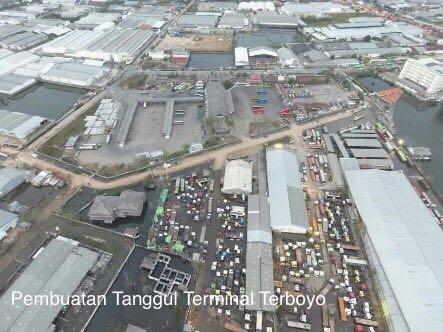 Kementerian PUPR Tangani Banjir dan Rob Kota Semarang (4)