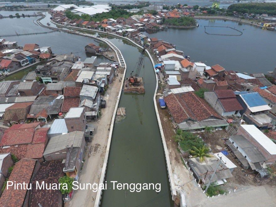 Kementerian PUPR Tangani Banjir dan Rob Kota Semarang (2)