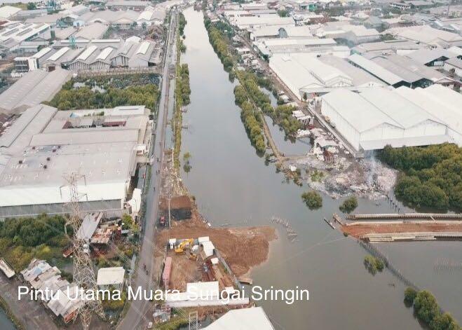 Kementerian PUPR Tangani Banjir dan Rob Kota Semarang (7)