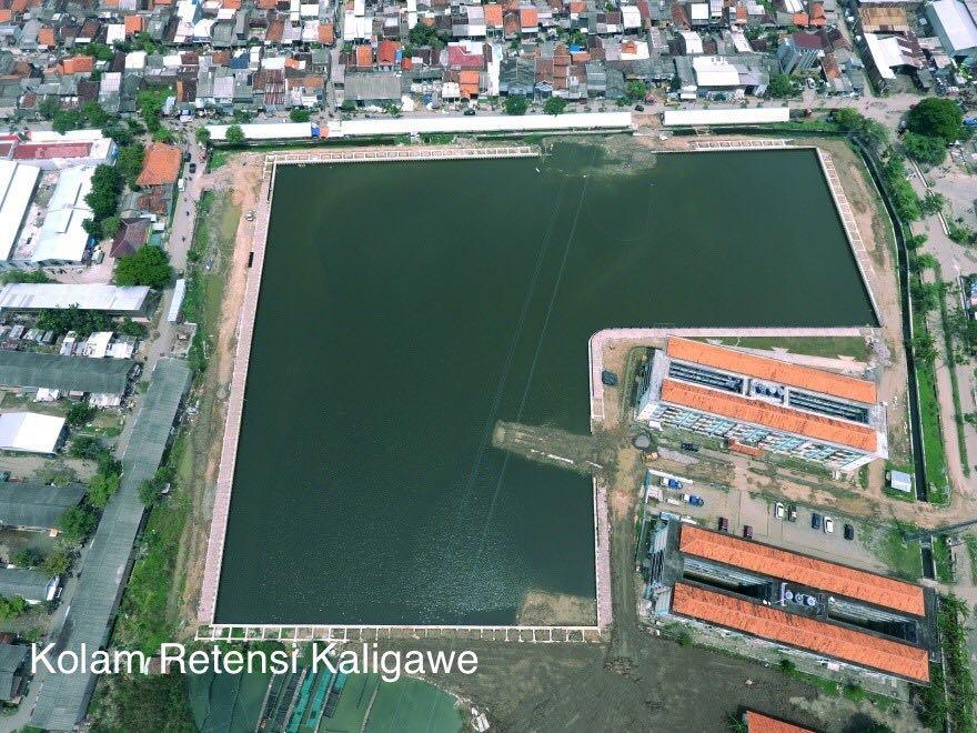 Kementerian PUPR Tangani Banjir dan Rob Kota Semarang