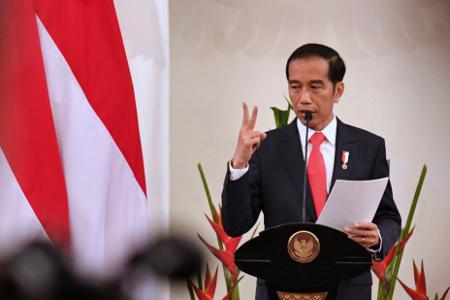 Tips Jokowi terkait Diplomat Jaman Now