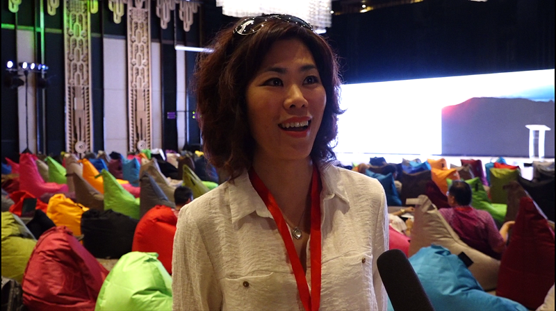 Vanessa Li, CEO Go-Rework