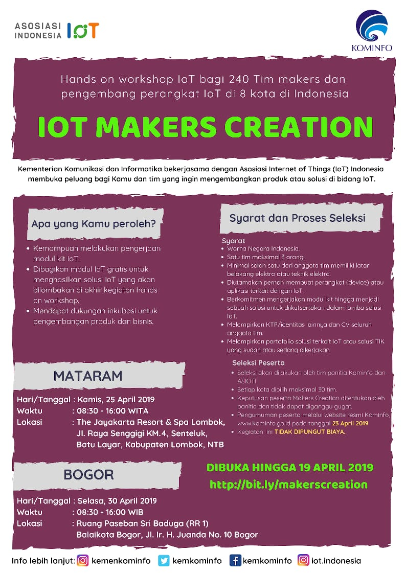 poster IoT