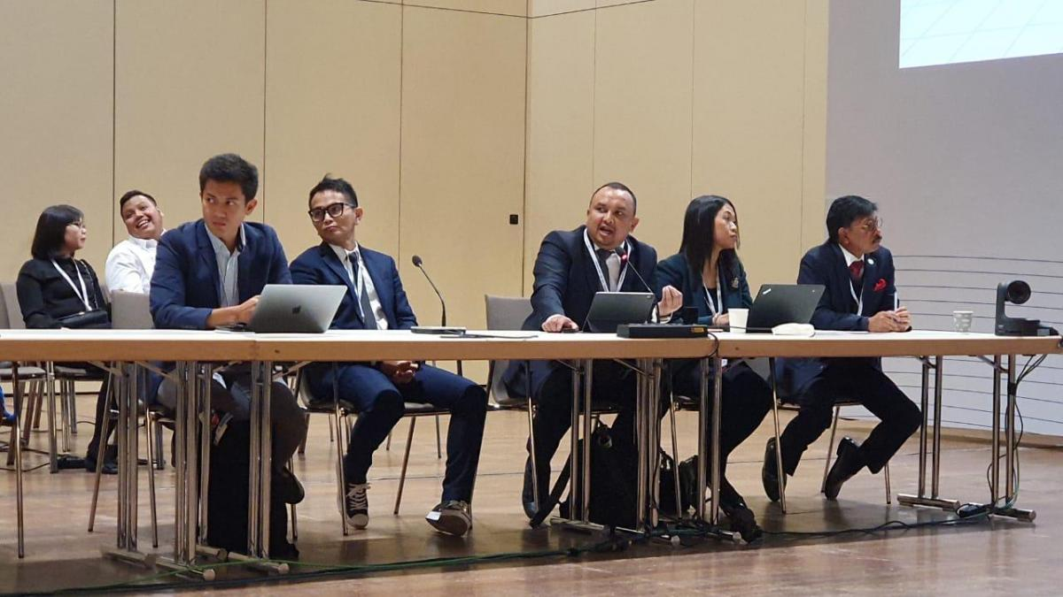 Kominfo dalam IGF 2019