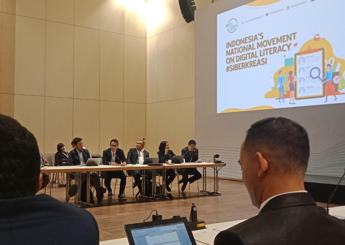 Kominfo IGF 2019